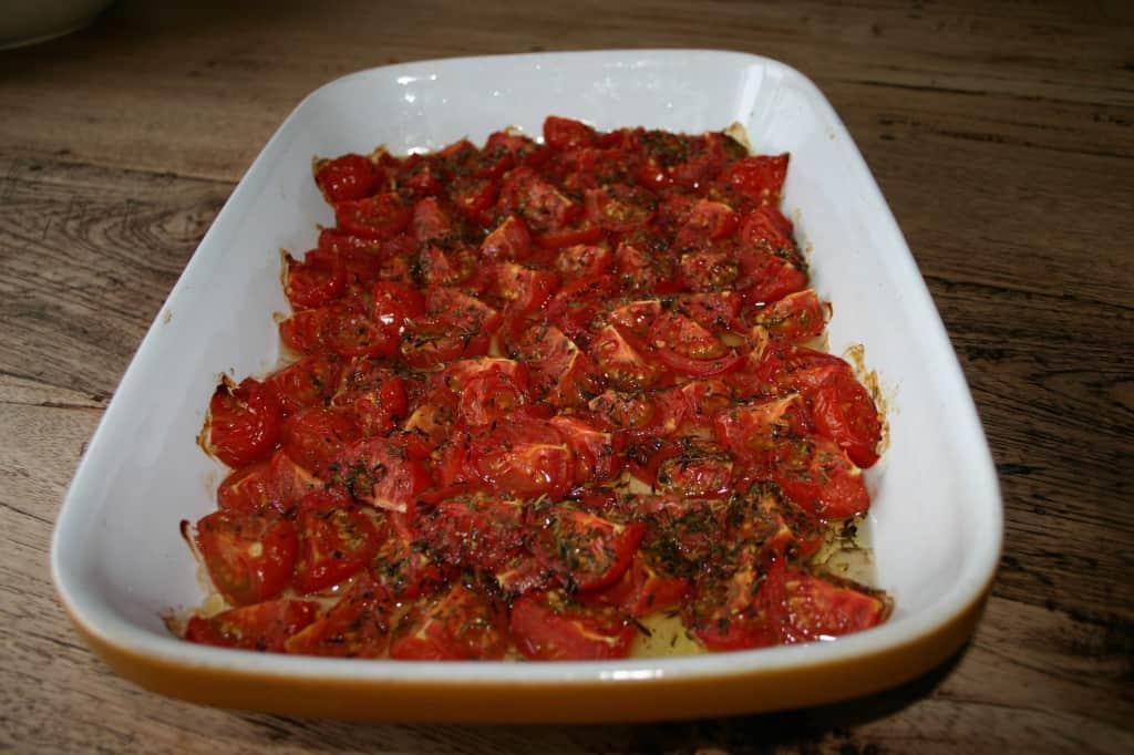 Moonblush tomatoes - Nigella Lawson | ENJOY! The Good Life