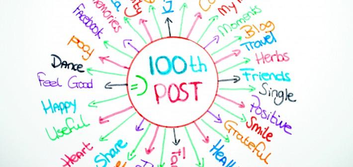 100th POST…..