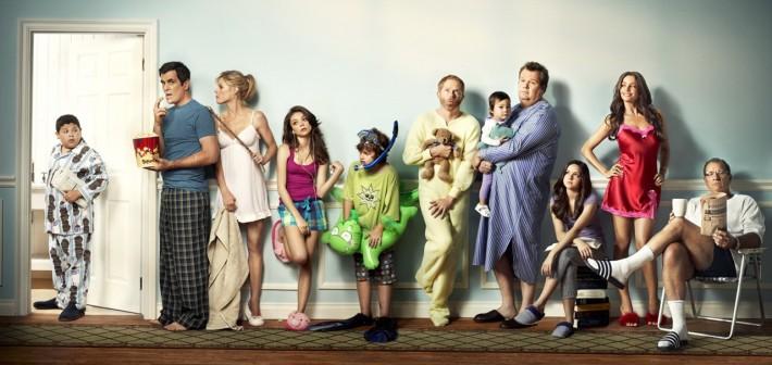 MODERN FAMILY….
