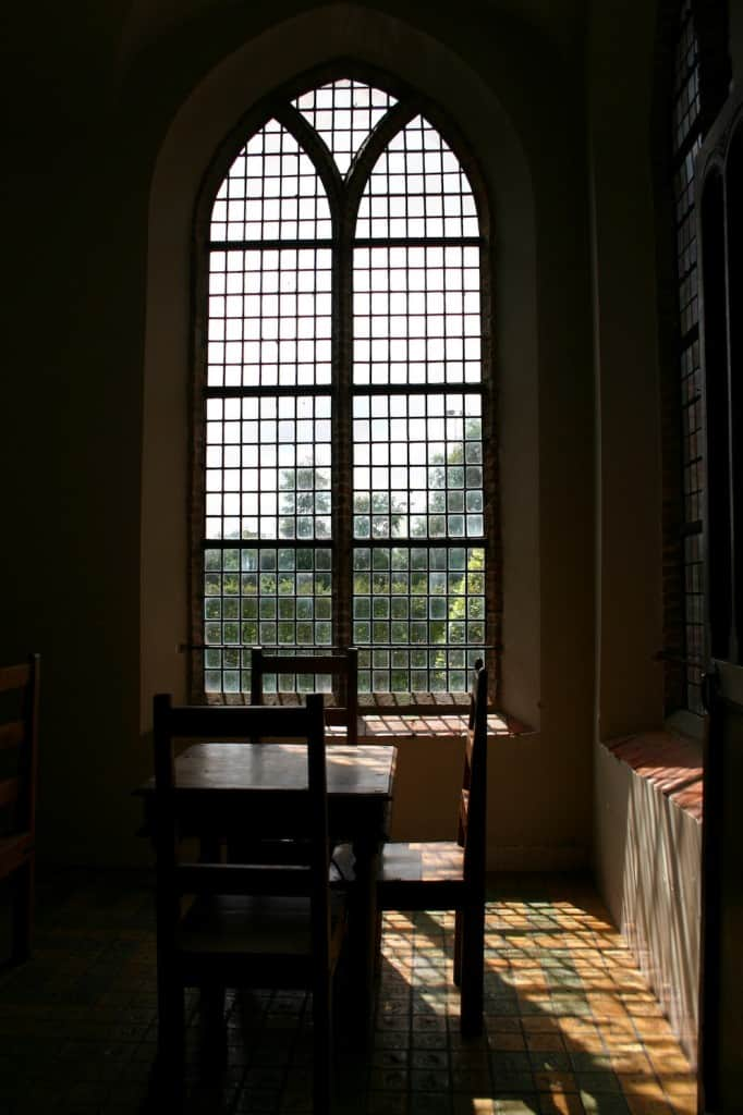 slot assumburg raam