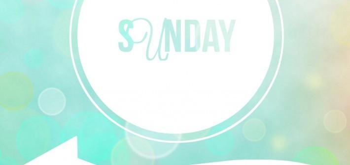 Simpele zondag….