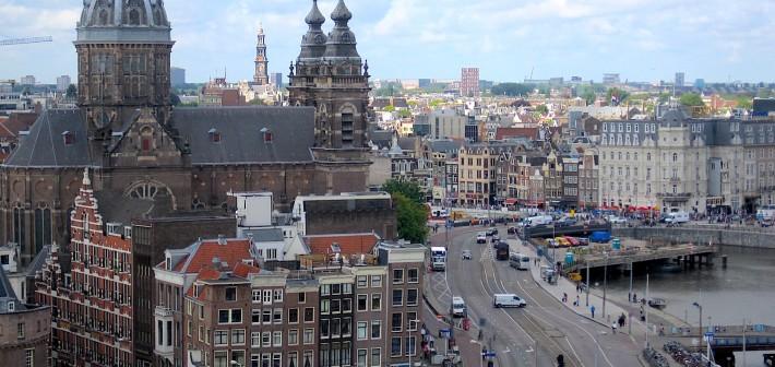 ZOMERVAKANTIE #7 Amsterdam