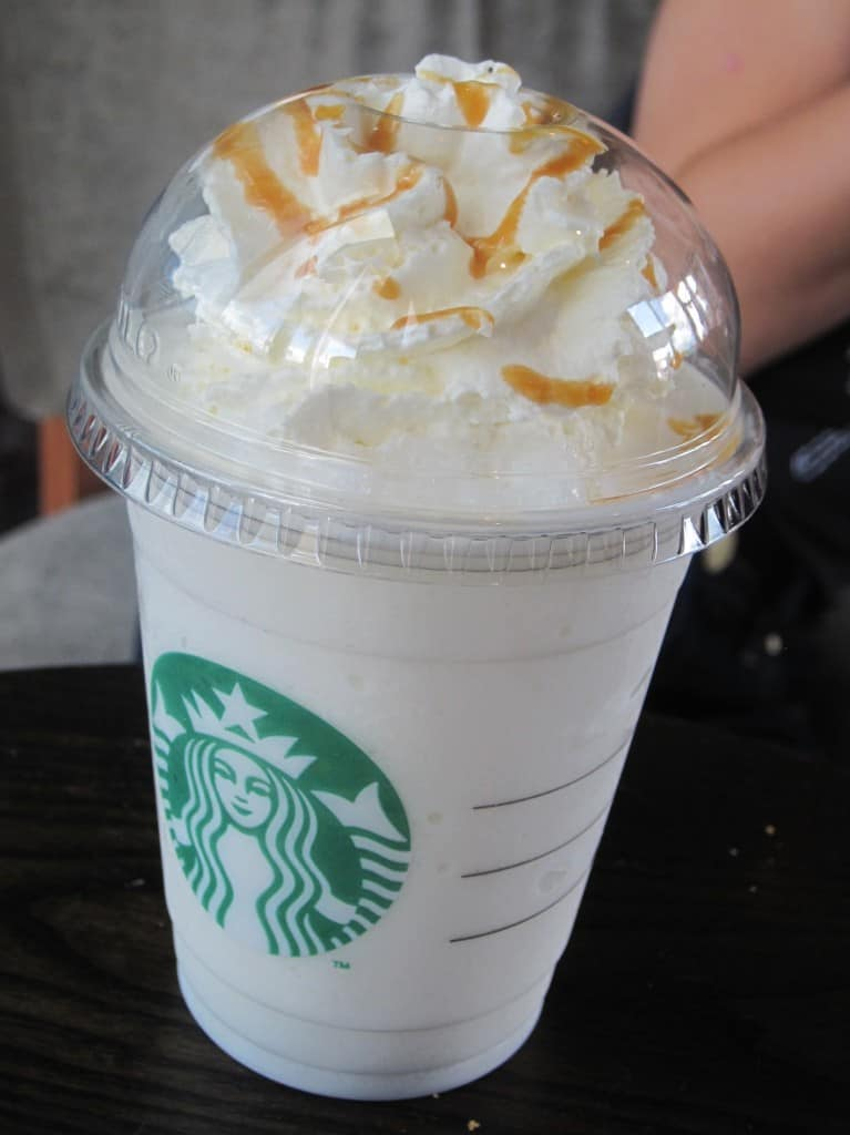 Amsterdam Starbucks