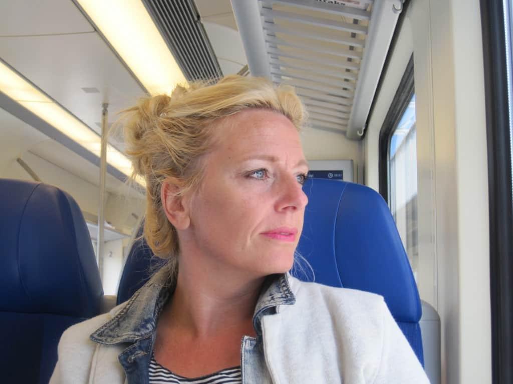 Amsterdam trein