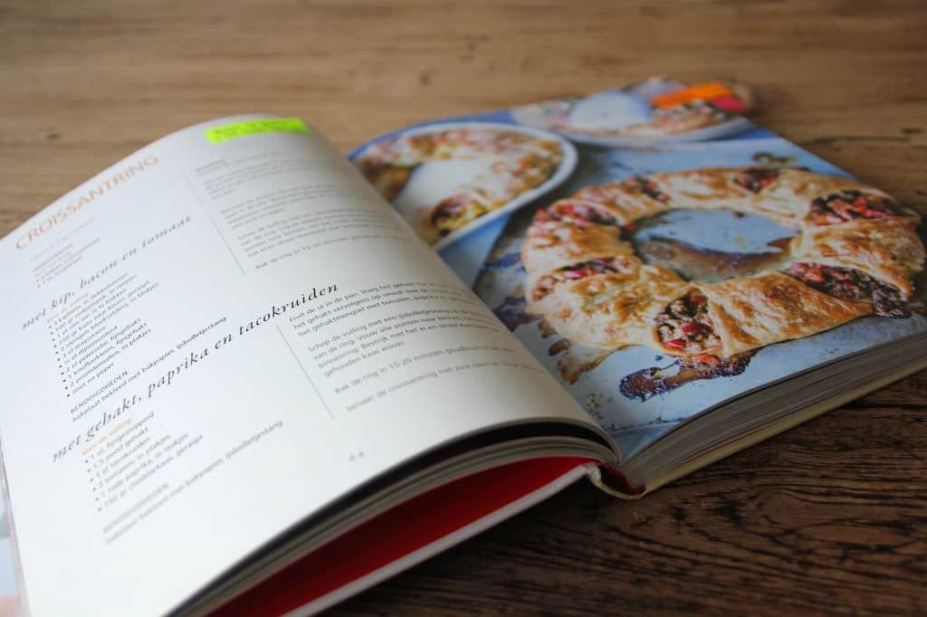 Croissantring recept