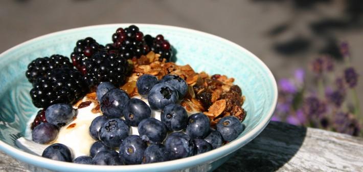 6 gezonde ontbijt ideeën.