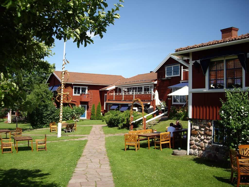 Zweden akerblads