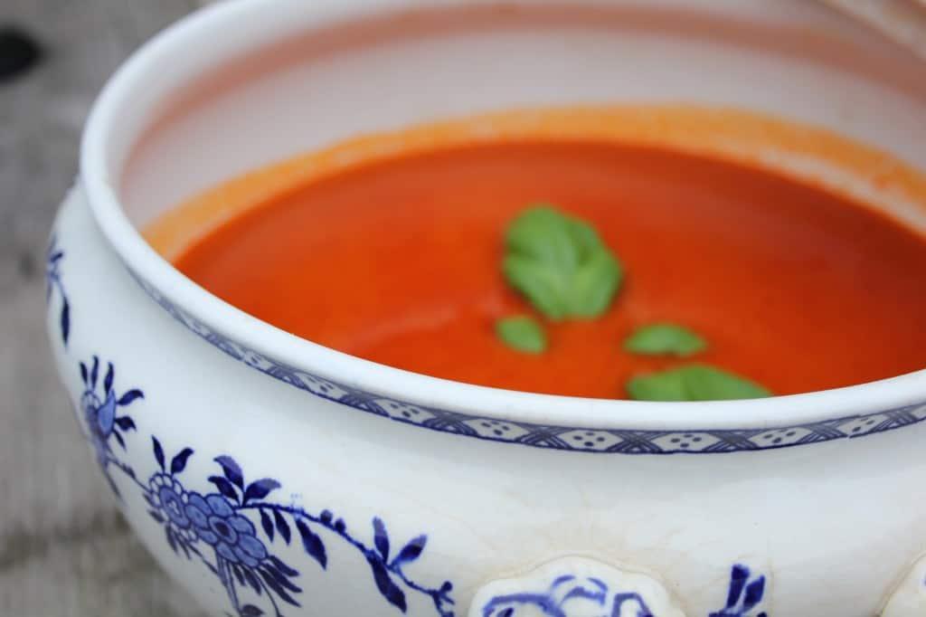 tomatensoep terrine