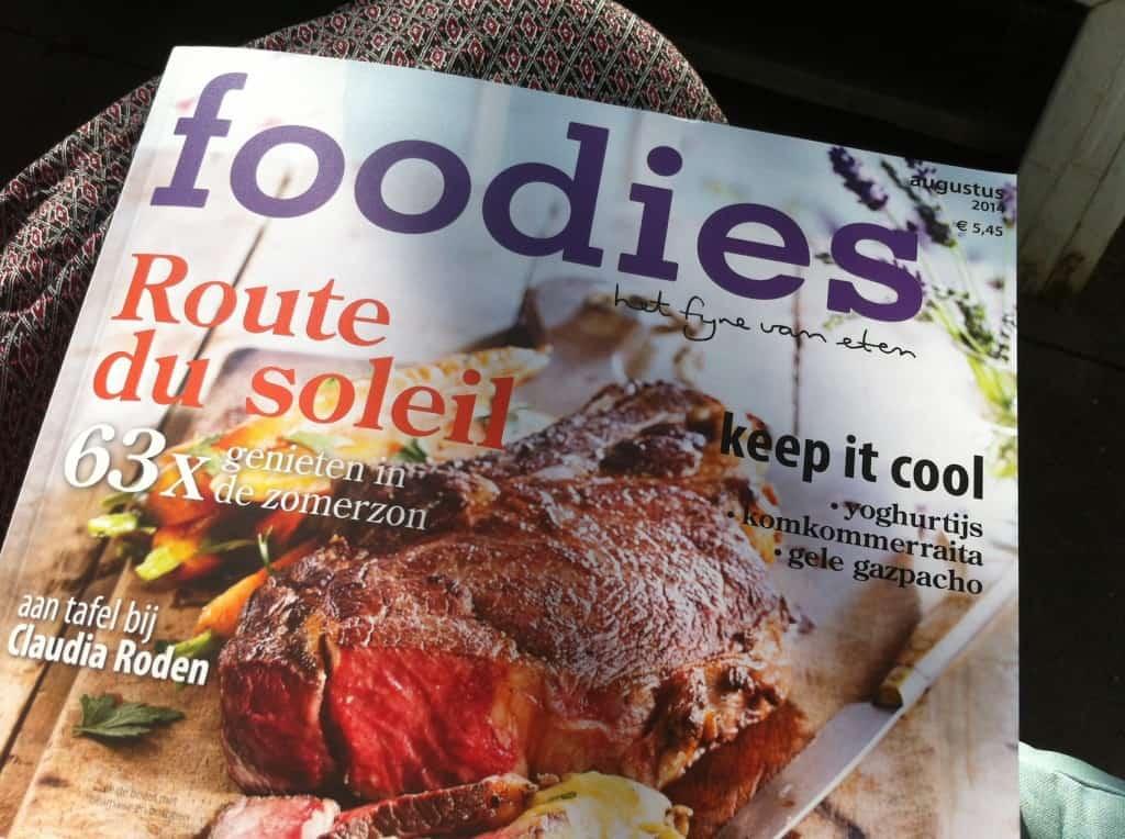 week 35 foodies