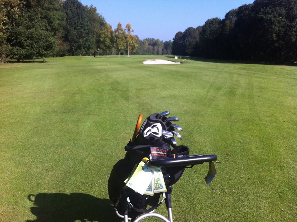 week 38 golfbaan