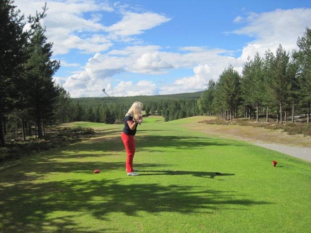 zweden golf