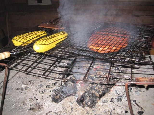 zweden grillhut