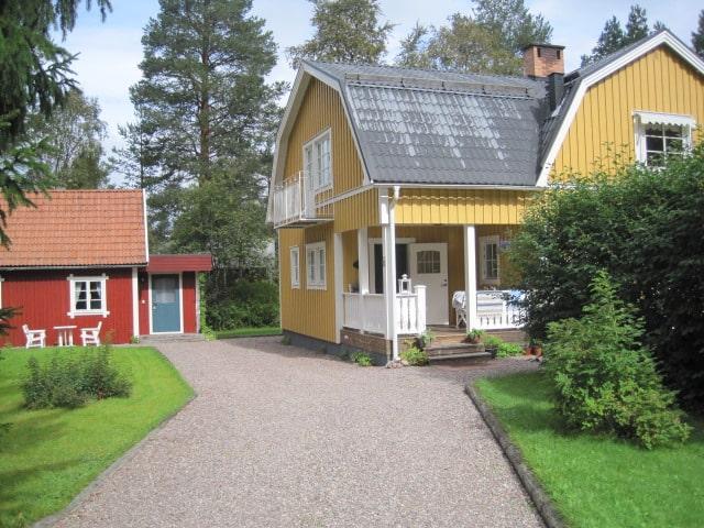 zweden huis sarna