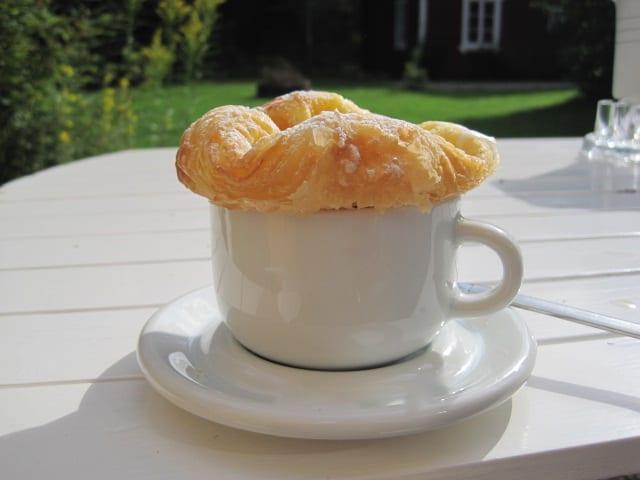 zweden koffie met
