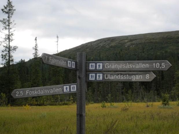 zweden wandelen