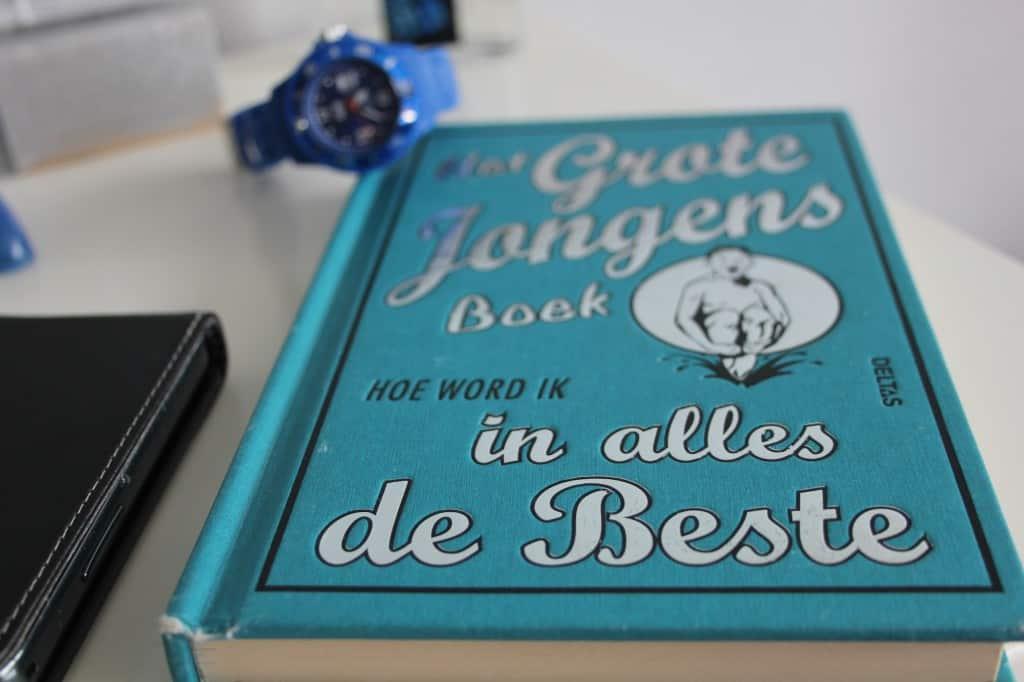 Boys World Grote Jongens boek