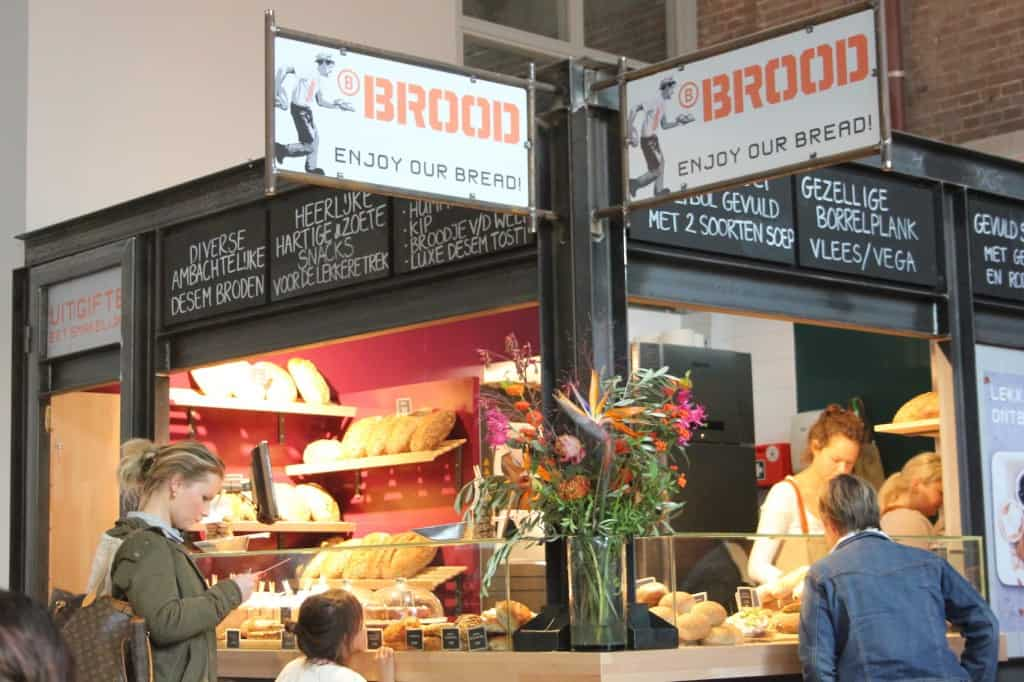 De Foodhallen Amsterdam Brood