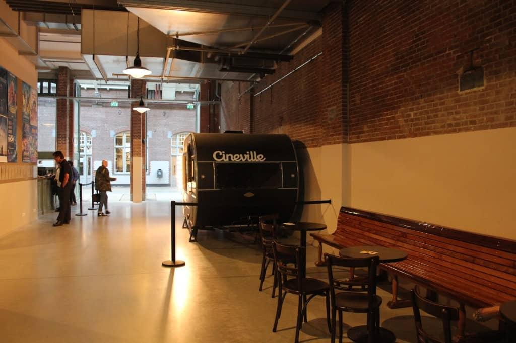De Foodhallen Amsterdam De Filmhallen antree