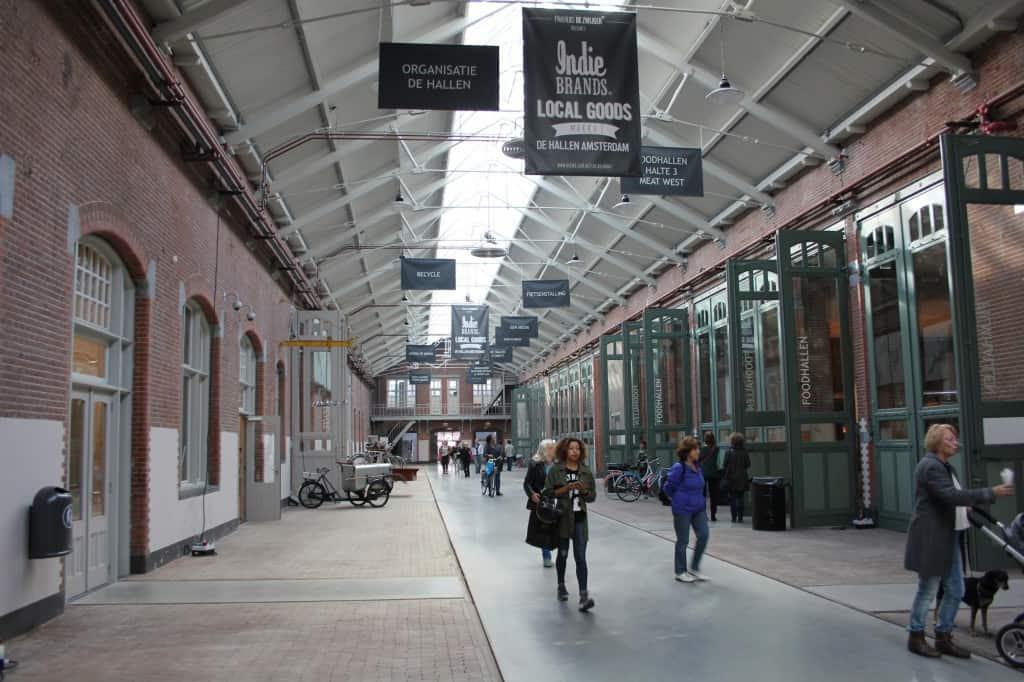 De Foodhallen Amsterdam De Hallen
