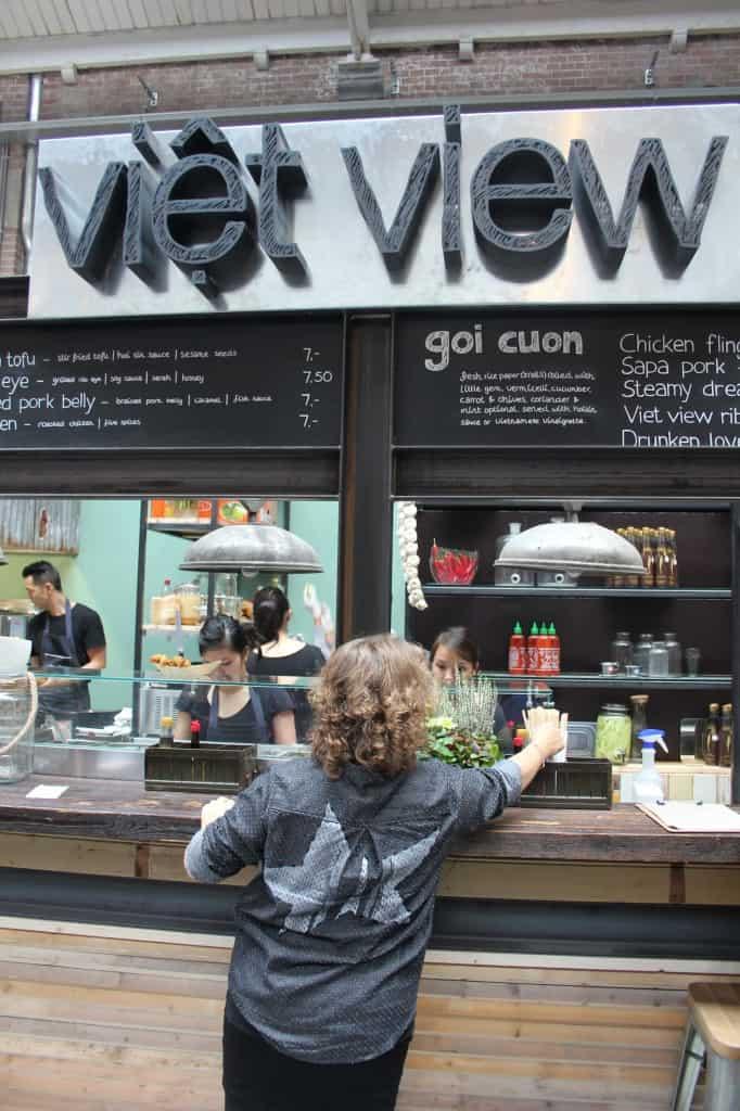 De Foodhallen Amsterdam Viet View