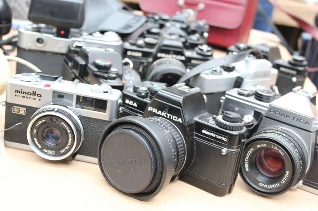 IJhallen cameras