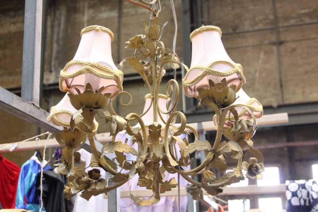 IJhallen lamp