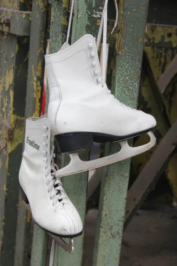 IJhallen schaatsen