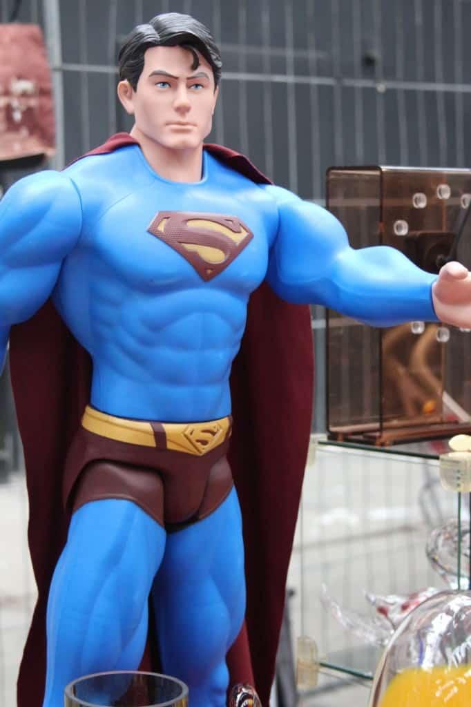 IJhallen superman