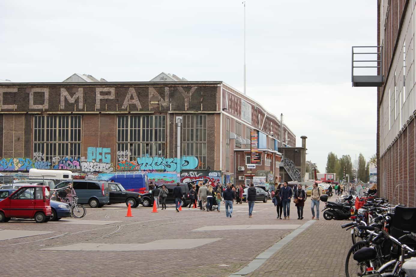 grootste rommelmarkt van nederland