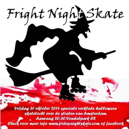 fright night skate