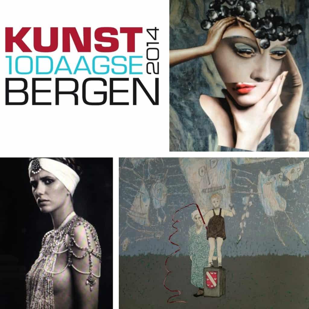 kunst 10-daagse Bergen