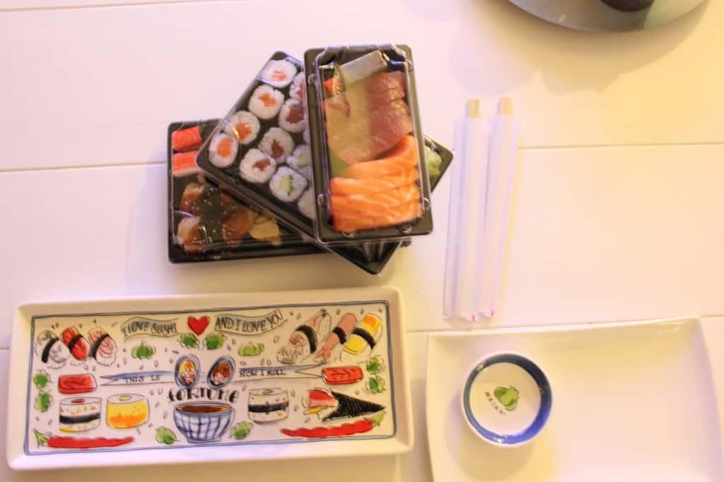 week 43 sushi