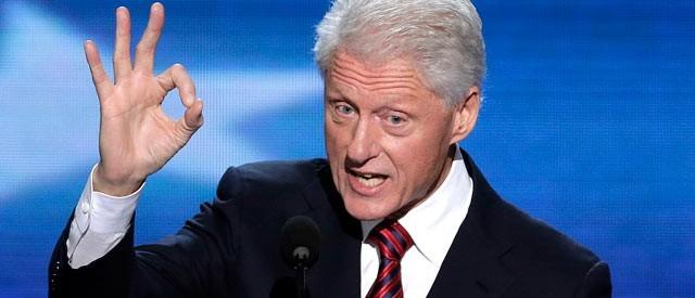 Enchiladas Bill Clinton Bill
