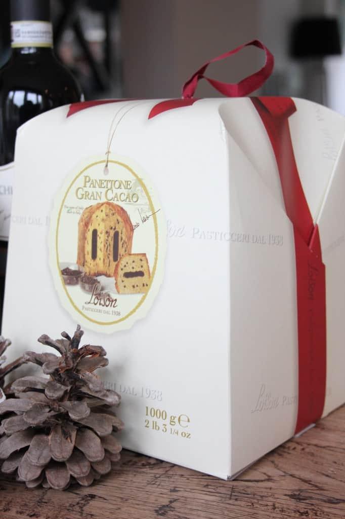 kerstcadeautjes Panetone