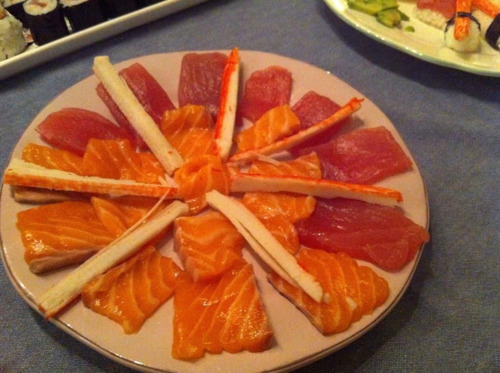 week 48 sashimi