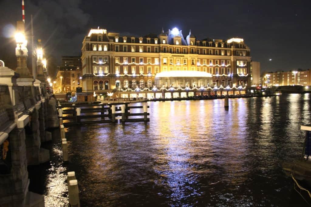 Amsterdam Light Festival amstel