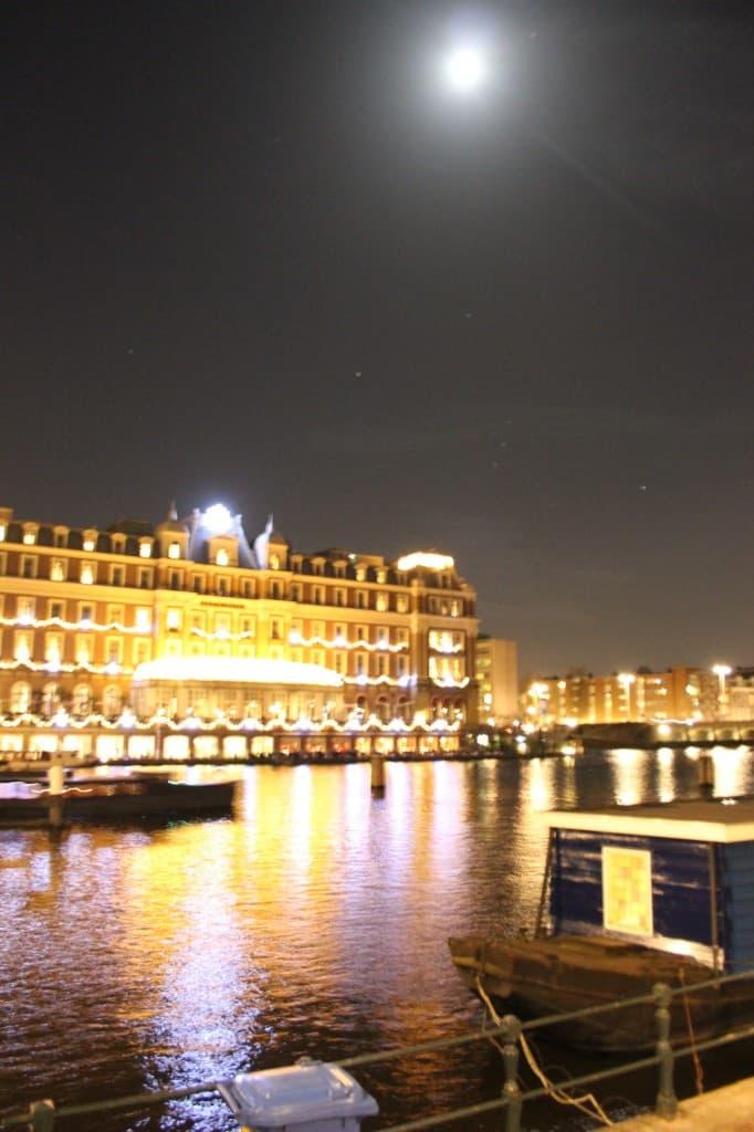 Amsterdam Light Festival amstel ster