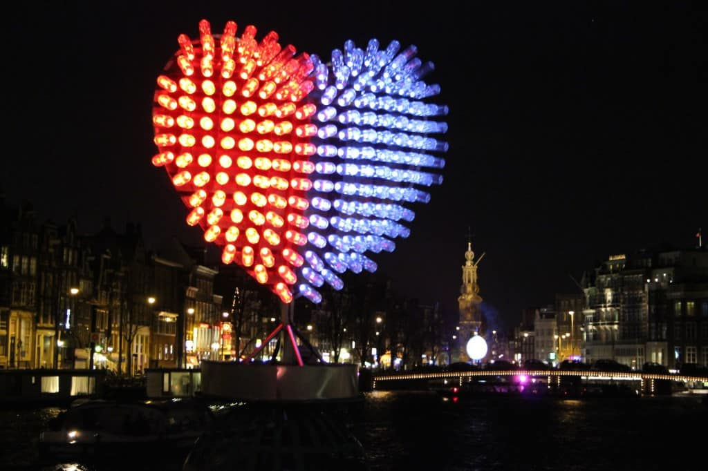 Amsterdam Light Festival | ENJOY! The Good Life