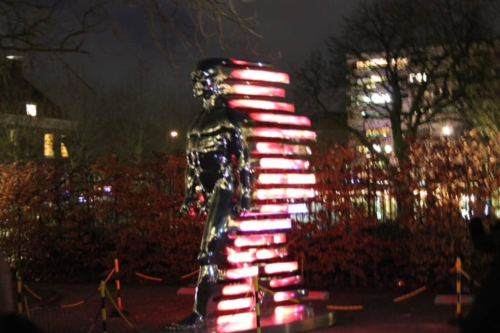 Amsterdam Light Festival mens