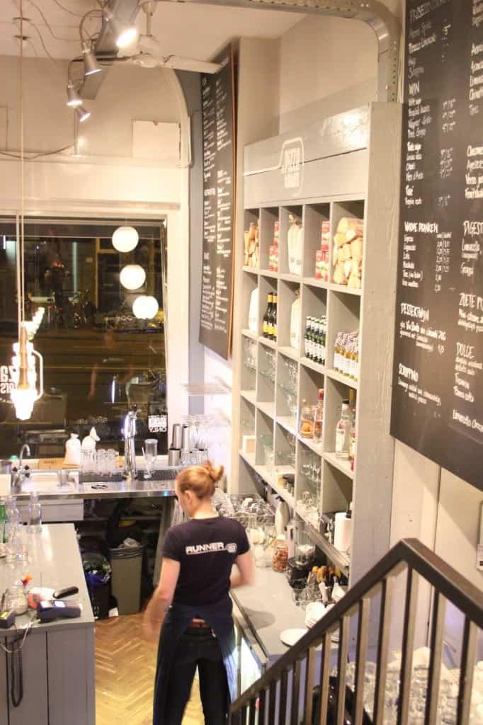 Amsterdam Light Festival pizzabakkers bar