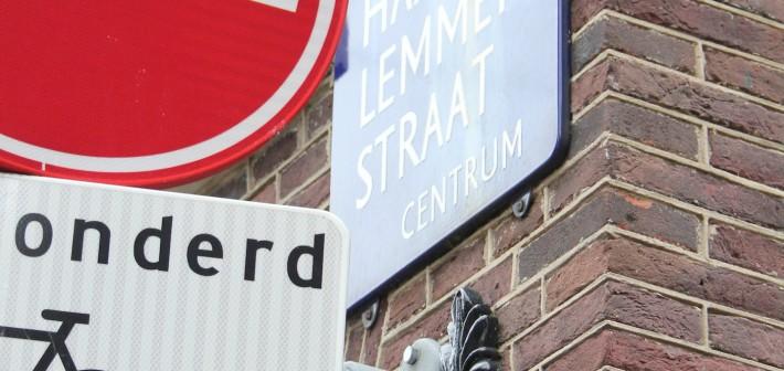 Haarlemmerstraat en dijk….. vervolg