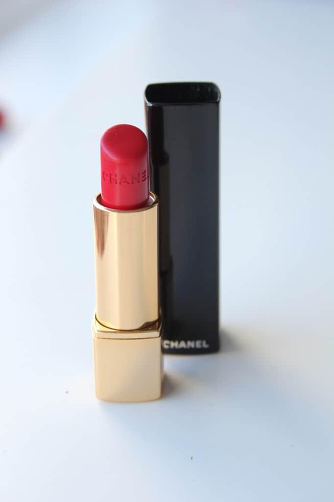 favoriete lipsticks Chanel