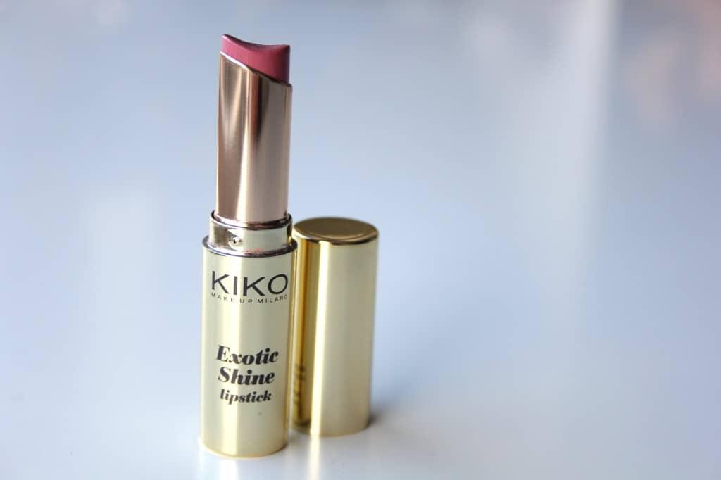 favoriete lipsticks kiko