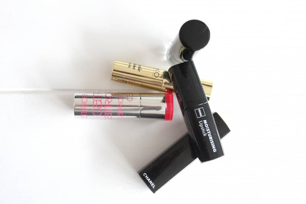 favoriete lipsticks lipsticks