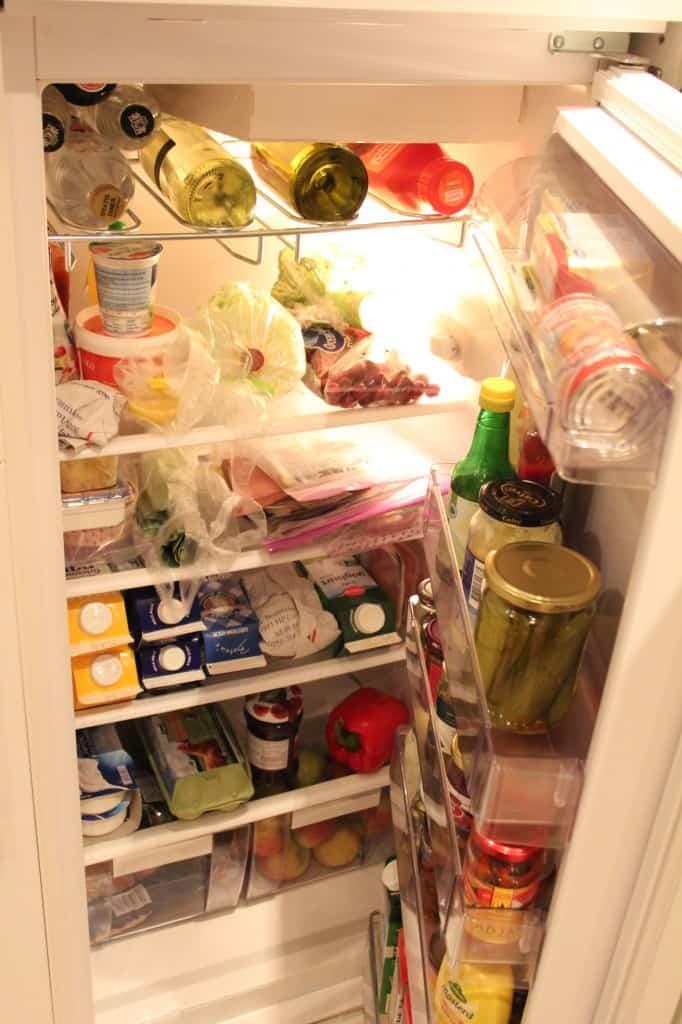 week 2 koelkast