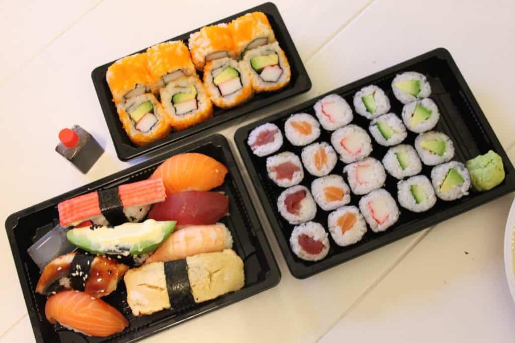 week 3 sushi