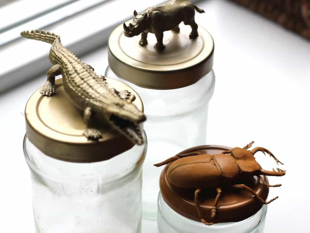 DIY dierpotjes insect