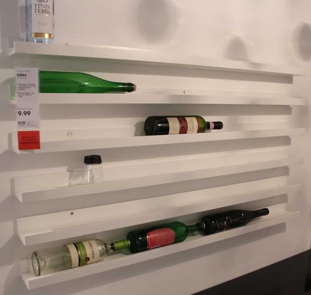 Ikea nieuw wijn