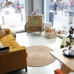haarlem shopping home stock vintage