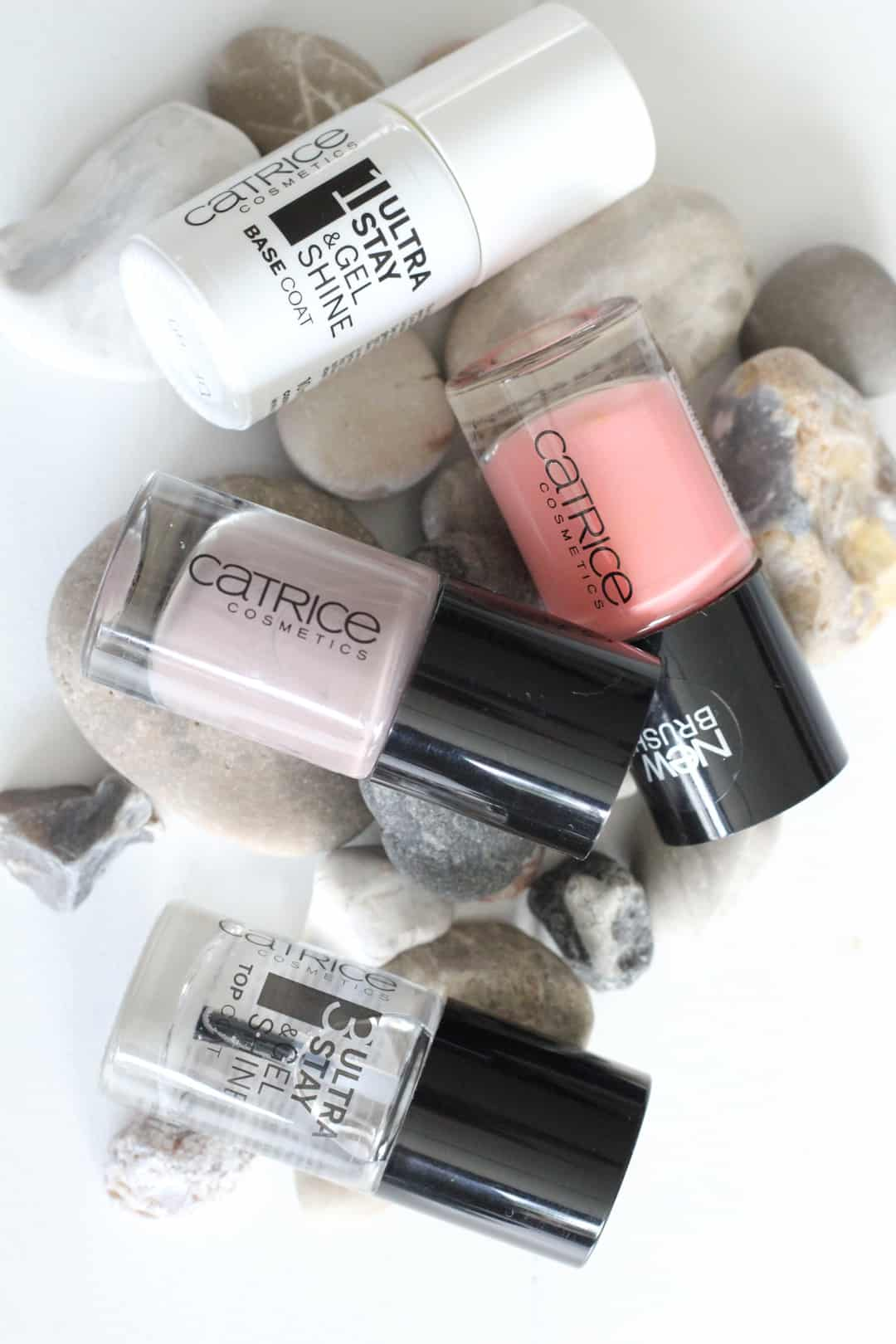 Catrice Ultra Stay Gel Shine 3 Step Nail System Enjoy The Good Life